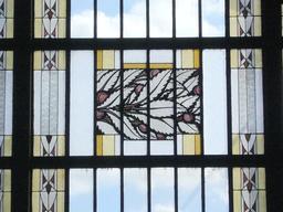 Vitraux civils de la Gare de Limoges. Source : http://data.abuledu.org/URI/54a82b3a-vitraux-civils-de-la-gare-de-limoges