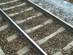 Voie de chemin de fer. Source : http://data.abuledu.org/URI/51328a87-voie-de-chemin-de-fer