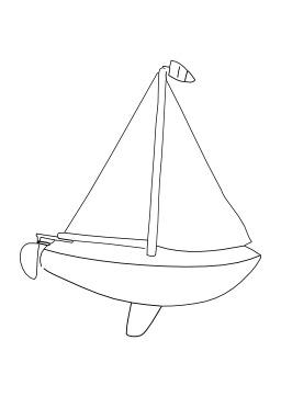 Voilier - Bateau. Source : http://data.abuledu.org/URI/5027dafa-voilier-bateau