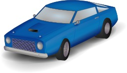 Voiture bleue. Source : http://data.abuledu.org/URI/504b83dc-voiture-bleue