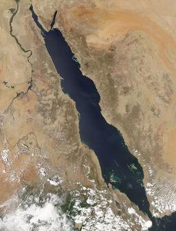 Vue aérienne de la Mer Rouge en 2004. Source : http://data.abuledu.org/URI/553974ac-vue-aerienne-de-la-mer-rouge-en-2004