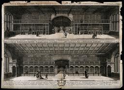 Vue de l'intérieur de bibliothèques à Oxford. Source : http://data.abuledu.org/URI/582f4d48-vue-de-l-interieur-de-bibliotheques-a-oxford