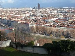 Vue de Lyon. Source : http://data.abuledu.org/URI/53b168e7-vue-de-lyon