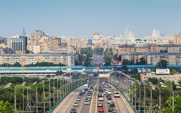 Vue de Moscou. Source : http://data.abuledu.org/URI/582cc473-vue-de-moscou