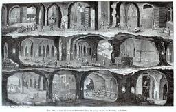 Vue des travaux souterrains dans les mines de sel de Wieliska, en Galicie. Source : http://data.abuledu.org/URI/56bb9fdd-vue-des-travaux-souterrains-dans-les-mines-de-sel-de-wieliska-en-galicie