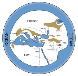 Vue grecque du monde à la naissance d'Alexandre. Source : http://data.abuledu.org/URI/50773c1f-vue-grecque-du-monde-a-la-naissance-d-alexandre