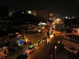 Yaoundé de nuit. Source : http://data.abuledu.org/URI/52daae34-yaounde-de-nuit