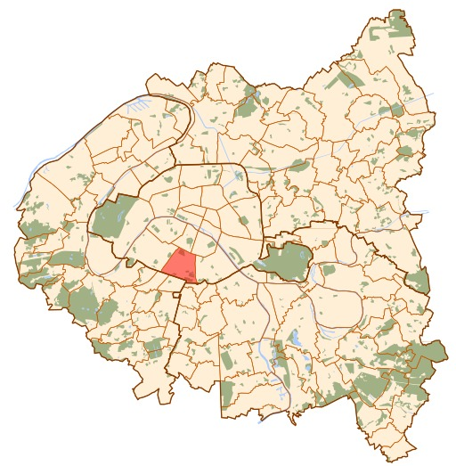 14ème arrondissement de Paris