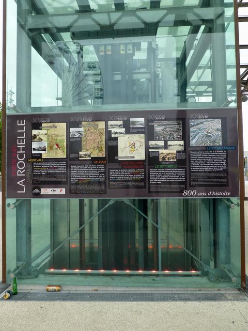 800 ans d'histoire de La Rochelle