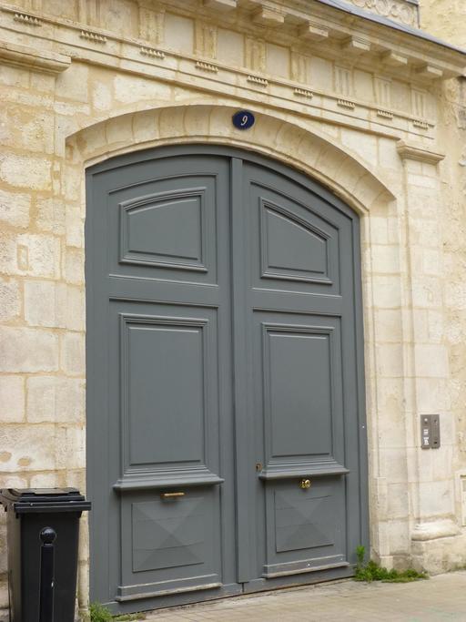 9 rue Guiraude à Bordeaux