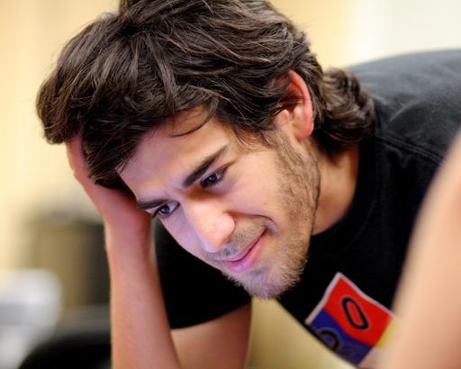 Aaron Swartz en 2009