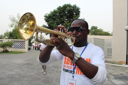 Abidjan Capitale du rire 2015