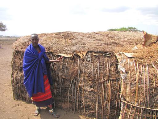 Abri Maasai