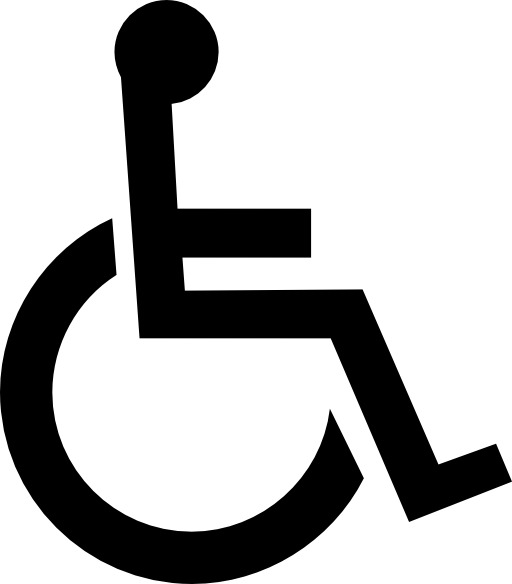 Accès pour handicapés