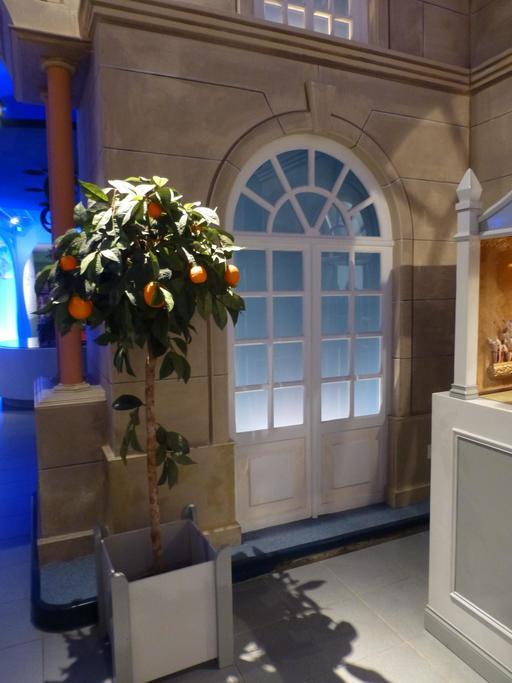 Accueil au musée des automates