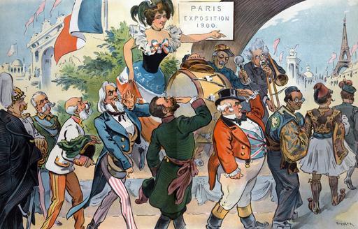Accueil parisien