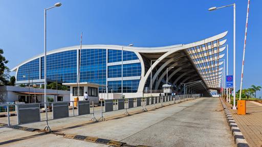 Aéroport international de Goa-Vasco en Inde