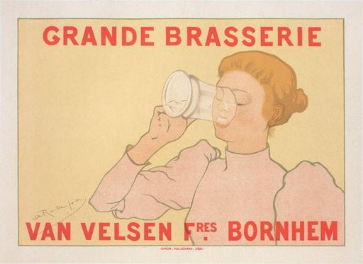 Affiche de Brasserie