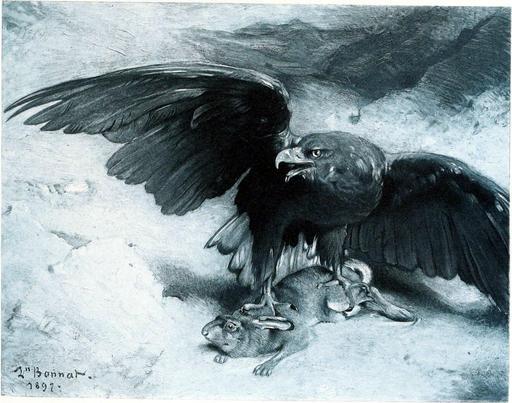 Aigle et Lapin