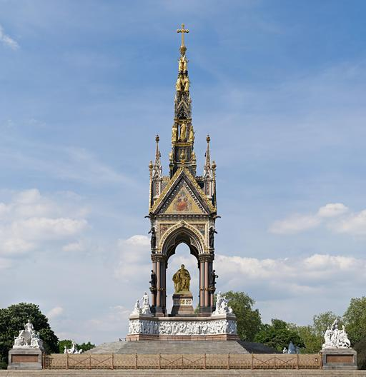 Albert Memorial à Londres