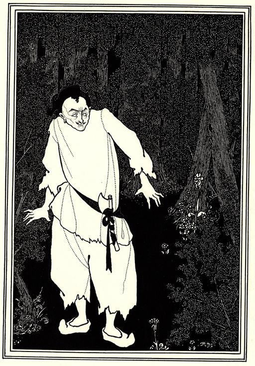 Ali Baba dans les bois