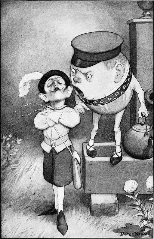 Alice et Humpty Dumpty - 02