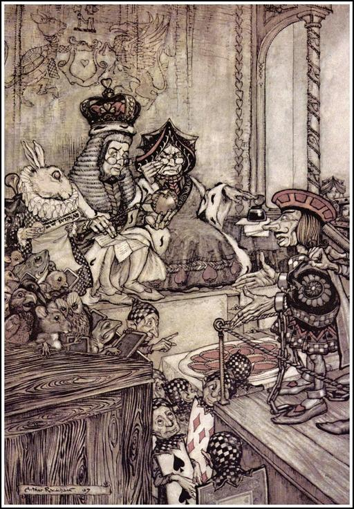 Alice et la Cour de Justice
