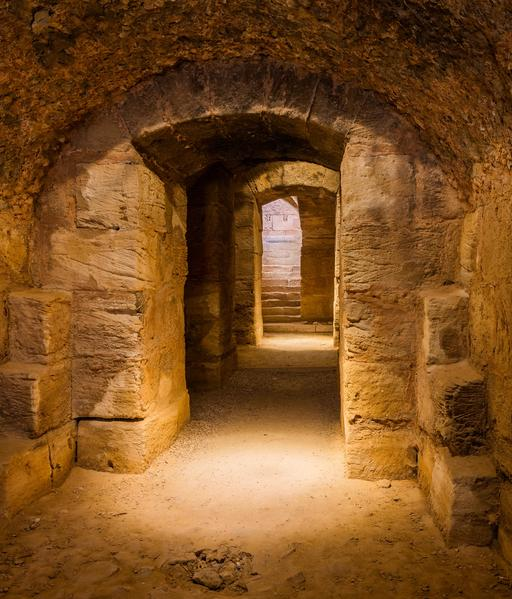 Amphithéâtre en Tunisie