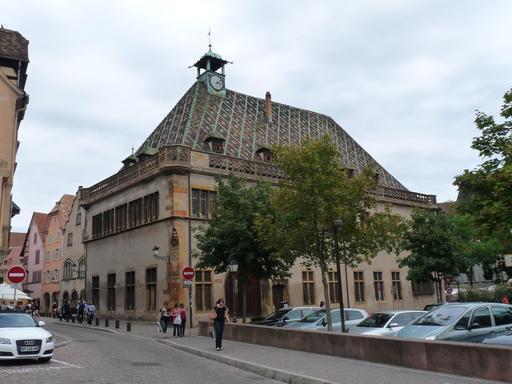 Ancienne douane de Colmar