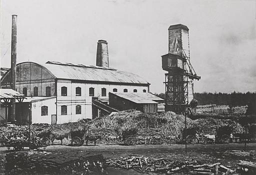 Ancienne sucrerie de La Réunion
