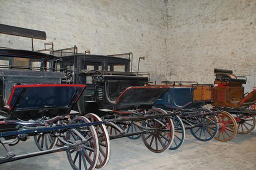 Anciens carrosses