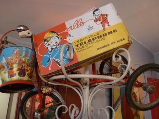 Anciens jouets à Toulouse