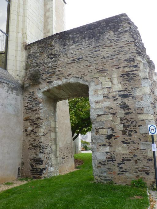Angers, Abbaye Toussaint