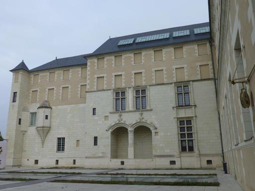 Angers, Logis Barrault