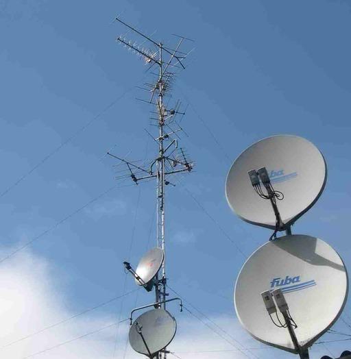 Antennes de radiodiffusion