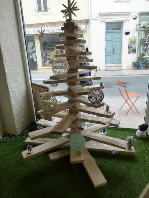 Arbre de Noël à Salies-de-Béarn