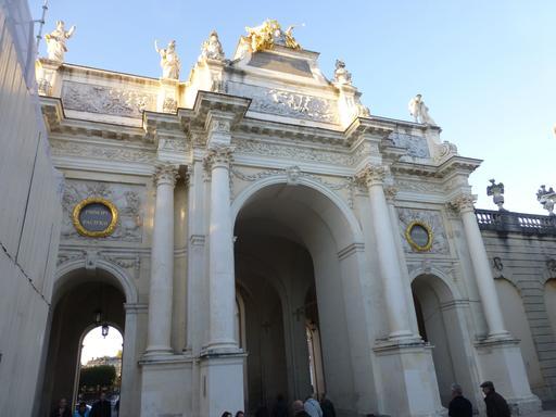 Arc Héré à Nancy
