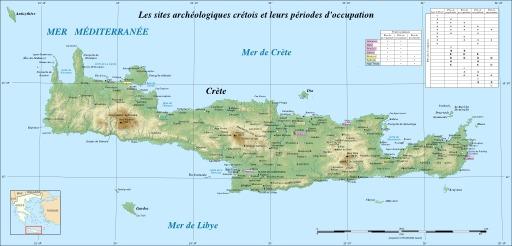 Archéologie crétoise