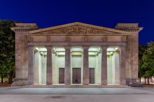 Architecture néo-classique à Berlin