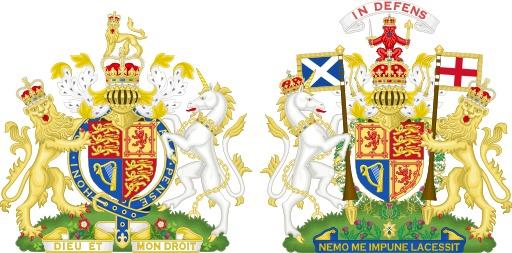 Armes royales du Royaume-Uni