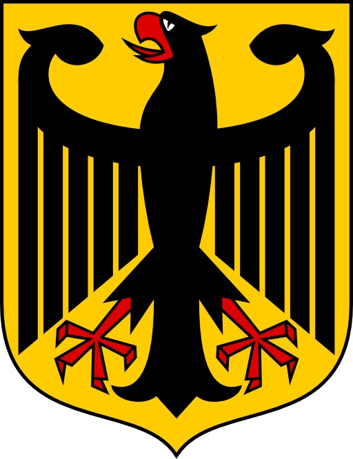 Armoiries d'Allemagne