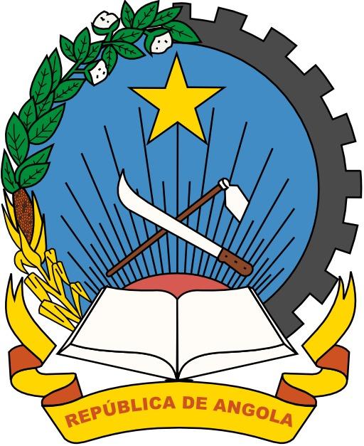 Armoiries d'Angola