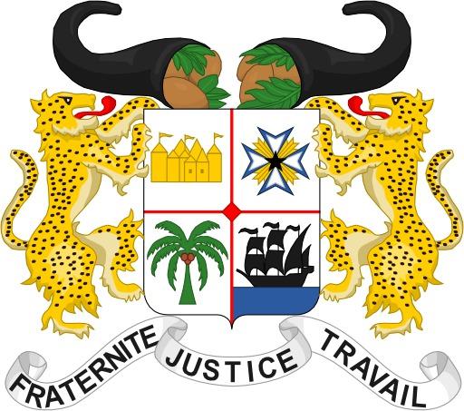 Armoiries du Bénin