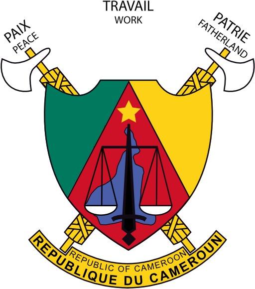 Armoiries du Caméroun