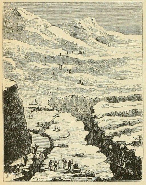 Ascencion du Mont Blanc