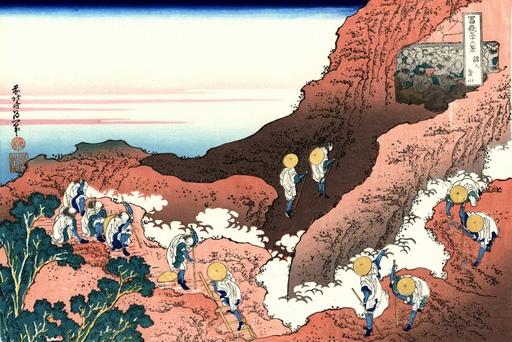 Ascencion du Mont Fuji