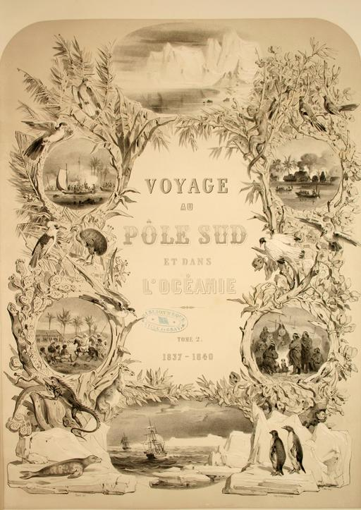 Atlas pittoresque de Dumont d'Urville