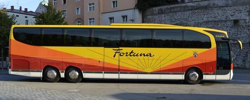 Autobus de tourisme allemand