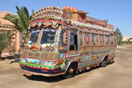 Autobus pakistanais