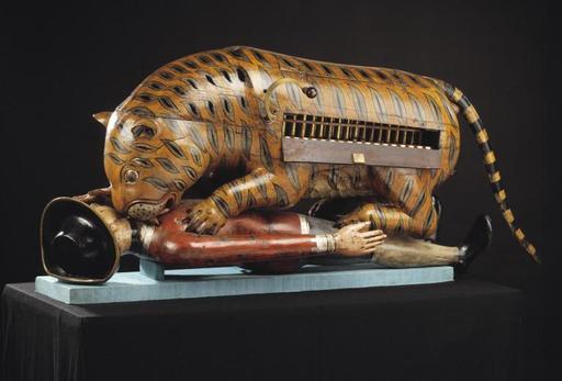 Automate du tigre de Tipu